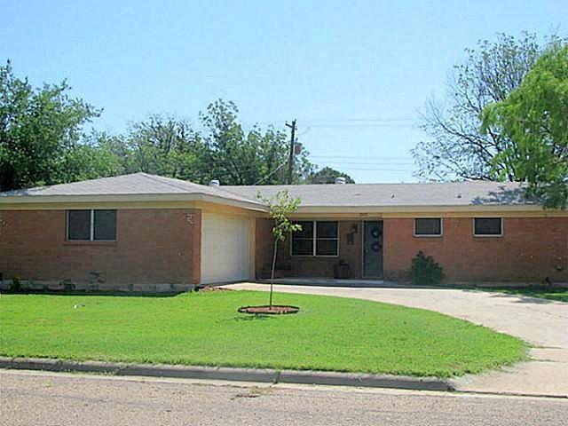 2565 Garfield Avenue, Abilene, TX 79601 (MLS #13922764) :: Team Tiller