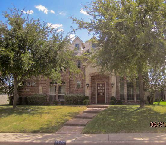 1528 Rusticwood Drive, Desoto, TX 75115 (MLS #13926610) :: The Real Estate Station