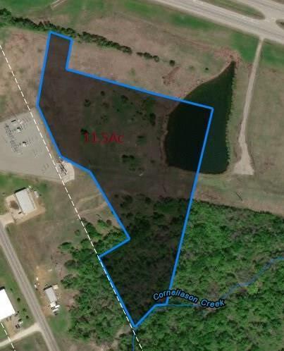 TBD 1 82 Highway, Bells, TX 75414 (MLS #13927027) :: The Heyl Group at Keller Williams