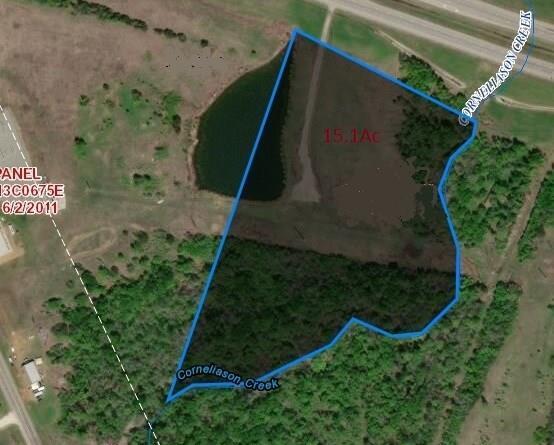 TBD 2 82 Highway, Bells, TX 75414 (MLS #13927029) :: The Heyl Group at Keller Williams