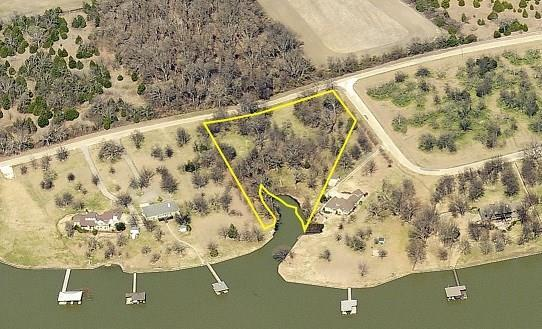 Lot45R Francisco Bay Drive, Kerens, TX 75144 (MLS #13927909) :: The Real Estate Station