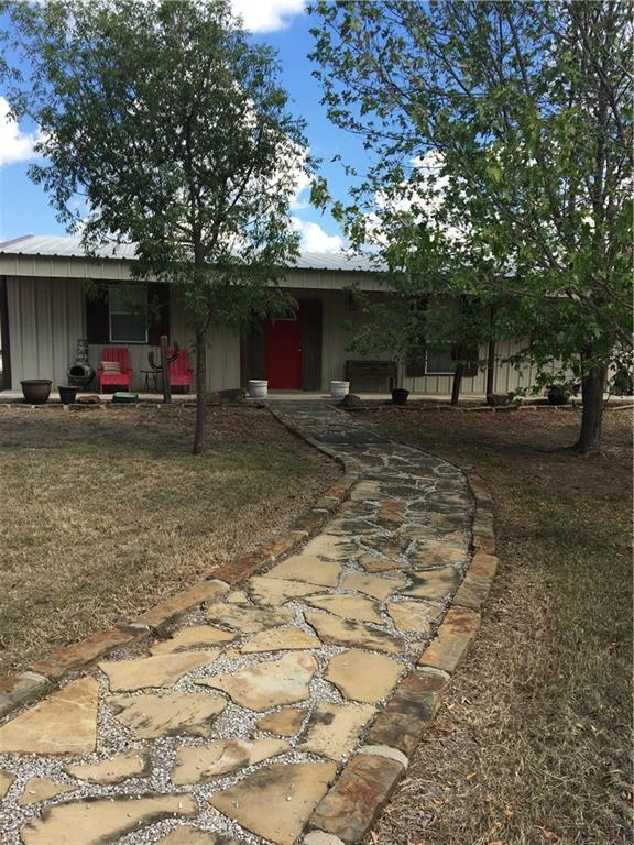 4645 Tin Top Road, Weatherford, TX 76087 (MLS #13928015) :: The Mitchell Group