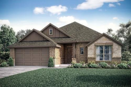 601 Anthony Street, Crowley, TX 76036 (MLS #13928436) :: The Mitchell Group