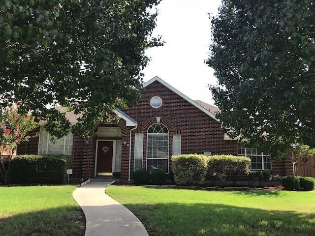 1619 Dowelling Court, Frisco, TX 75036 (MLS #13928721) :: RE/MAX Landmark