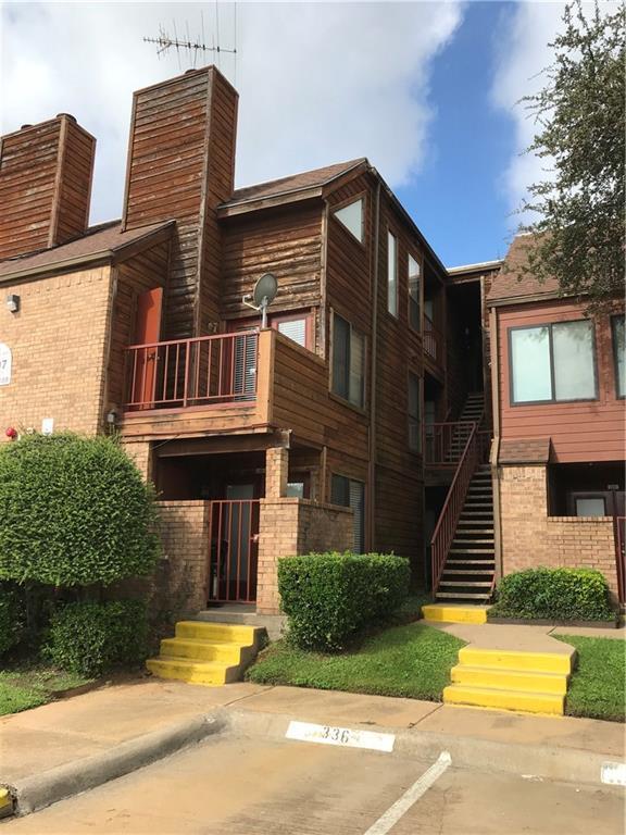 2307 Balsam Drive L201, Arlington, TX 76006 (MLS #13929528) :: Magnolia Realty