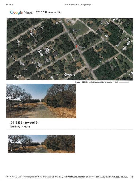 2815 E Briarwood Street, Granbury, TX 76048 (MLS #13930332) :: RE/MAX Town & Country