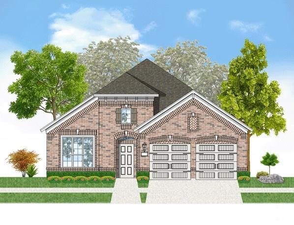 6200 Cupleaf Boulevard, Flower Mound, TX 76226 (MLS #13932285) :: RE/MAX Landmark