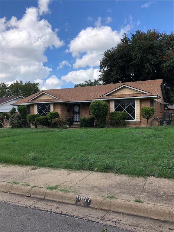 1807 Matagorda Drive, Dallas, TX 75232 (MLS #13932835) :: Team Hodnett