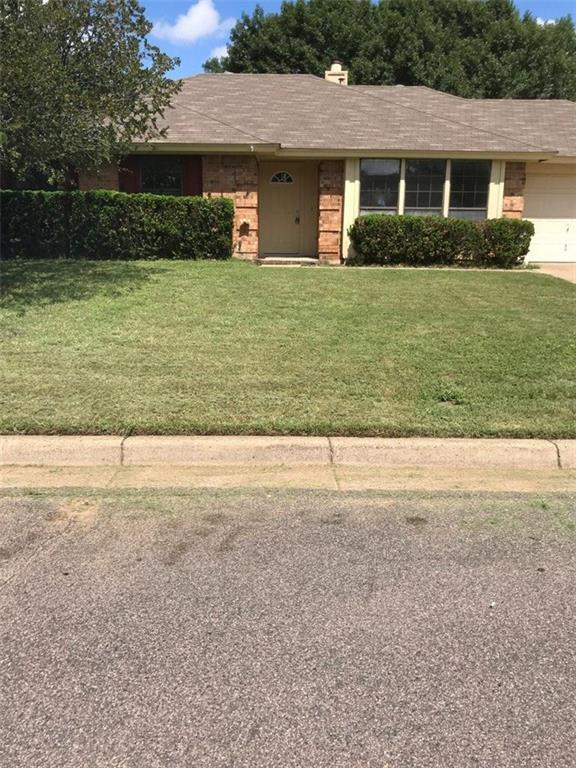 3503 Wentworth Drive, Arlington, TX 76001 (MLS #13935733) :: Magnolia Realty