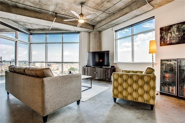 1001 Belleview Street #801, Dallas, TX 75215 (MLS #13936376) :: Magnolia Realty