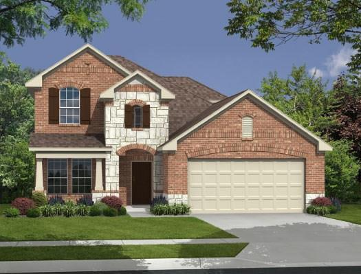 1348 Mountain View Lane, Kennedale, TX 76060 (MLS #13937146) :: The Hornburg Real Estate Group