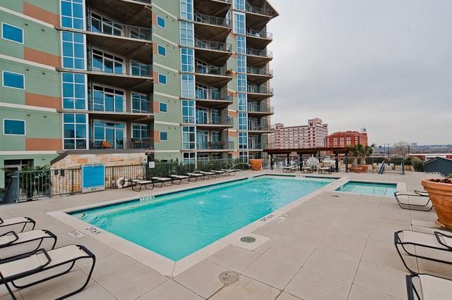 1001 Belleview Street #701, Dallas, TX 75215 (MLS #13937418) :: Magnolia Realty