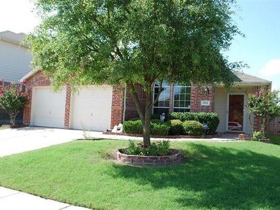 2114 Penton Linns Drive, Anna, TX 75409 (MLS #13937532) :: RE/MAX Town & Country