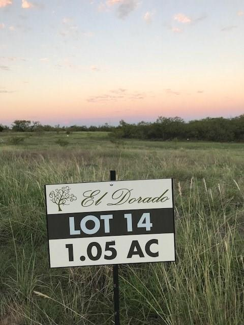 0 Lot 14, Millsap, TX 76066 (MLS #13937748) :: RE/MAX Town & Country