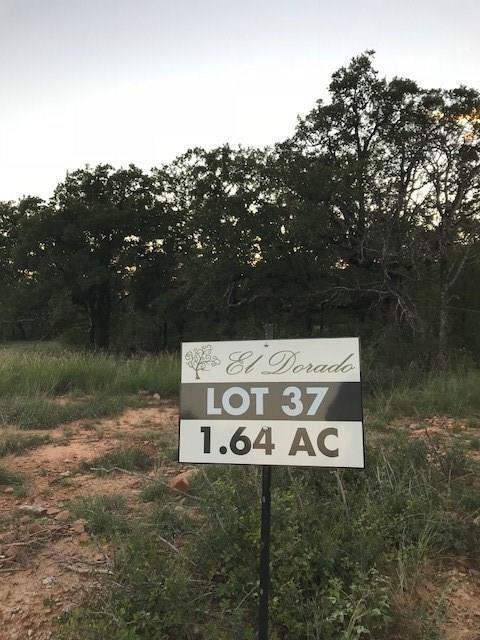 0 Lot 37 Rio Lobo, Millsap, TX 76066 (MLS #13938298) :: RE/MAX Town & Country