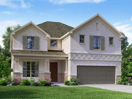 3318 Meridian Drive, Northlake, TX 76226 (MLS #13938338) :: The Real Estate Station