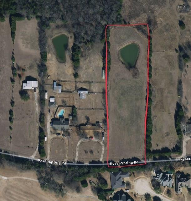 L-123 Kyser Spring Road, Heath, TX 75032 (MLS #13938485) :: RE/MAX Town & Country