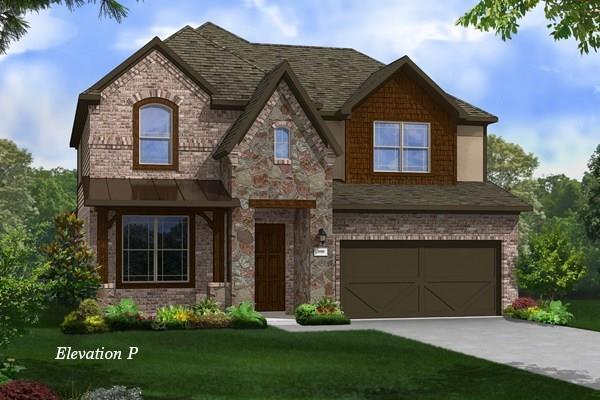 6605 Meandering Creek Drive, Denton, TX 76226 (MLS #13939490) :: Baldree Home Team
