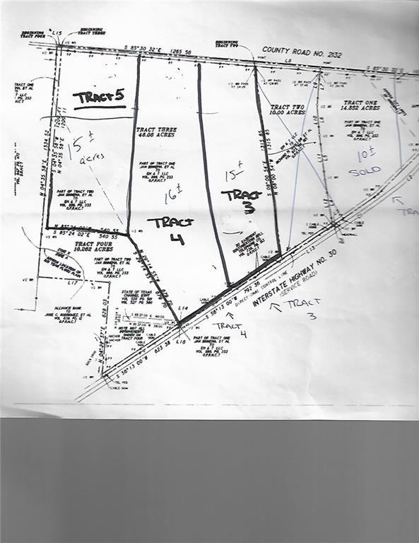 Tract3 I-30, Caddo Mills, TX 75135 (MLS #13939511) :: Frankie Arthur Real Estate