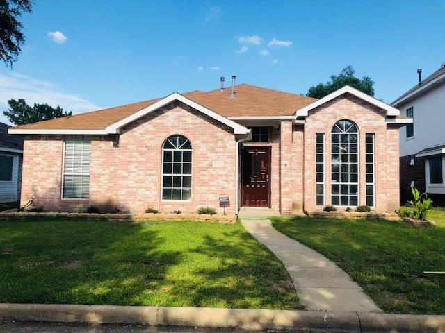 2926 Snapdragon Court, Garland, TX 75040 (MLS #13939520) :: The Hornburg Real Estate Group