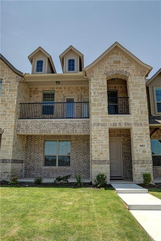805 Newhaven Drive, Wylie, TX 75098 (MLS #13940532) :: Exalt Realty