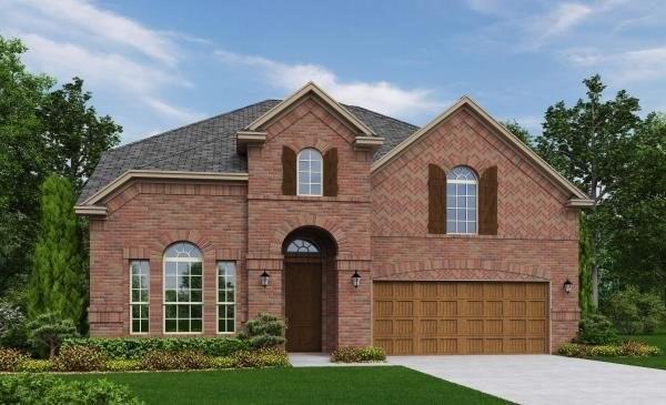 2400 Long Meadow Way, Lewisville, TX 75056 (MLS #13946779) :: Robbins Real Estate Group