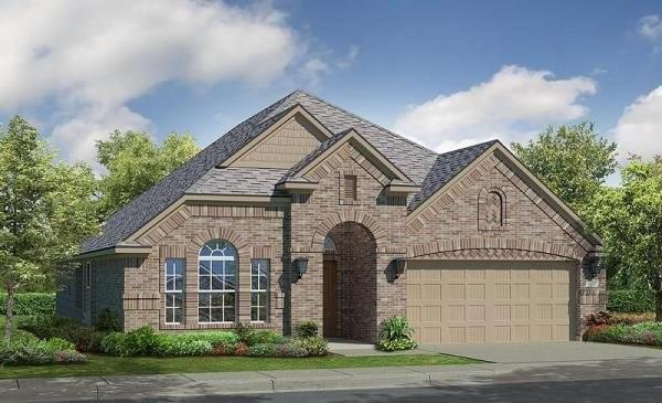 2401 Long Meadow Way, Lewisville, TX 75056 (MLS #13946800) :: Robbins Real Estate Group
