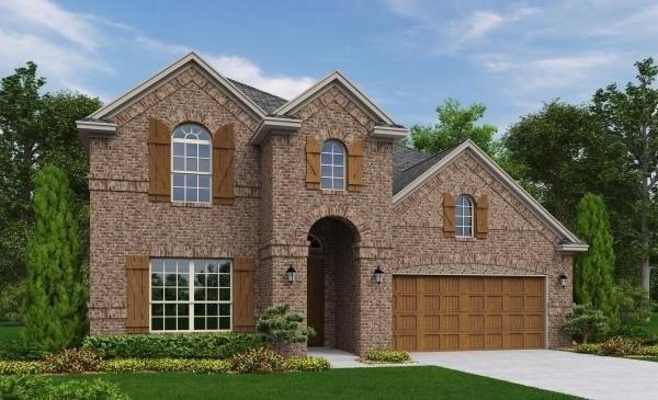 2394 Long Meadow Way, Lewisville, TX 75056 (MLS #13946883) :: Robbins Real Estate Group