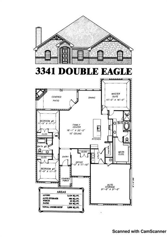 3341 Double Eagle, Abilene, TX 79606 (MLS #13947720) :: Frankie Arthur Real Estate