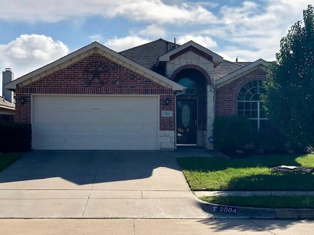 2504 Rushing Springs Drive, Fort Worth, TX 76118 (MLS #13947883) :: The Rhodes Team
