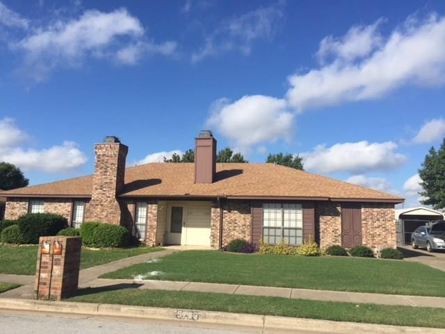 5723 Westchase Drive, North Richland Hills, TX 76180 (MLS #13949380) :: Robbins Real Estate Group
