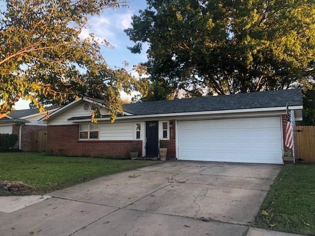 5908 Hanson Drive, Watauga, TX 76148 (MLS #13950191) :: Magnolia Realty
