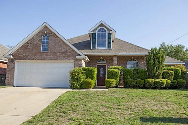 4120 Brookway Drive, Fort Worth, TX 76123 (MLS #13950371) :: RE/MAX Town & Country