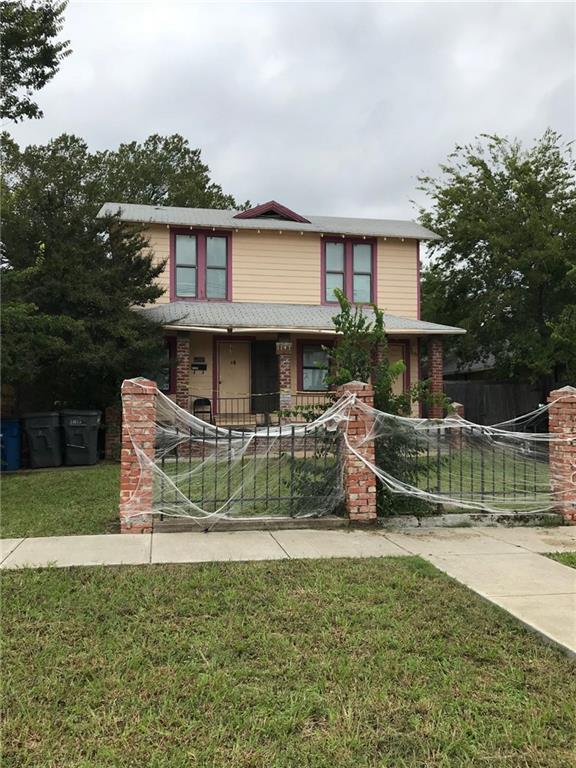 1147 N Madison Avenue, Dallas, TX 75208 (MLS #13953732) :: Van Poole Properties Group