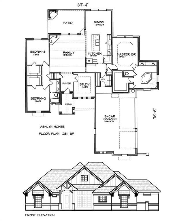 143 Stanford Lane, Springtown, TX 76082 (MLS #13953985) :: RE/MAX Town & Country