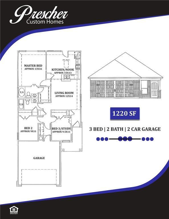 203 S Watson Street, Alvarado, TX 76009 (MLS #13954249) :: The Hornburg Real Estate Group
