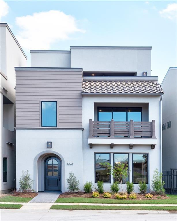 7842 Element Avenue, Plano, TX 75024 (MLS #13954255) :: Kimberly Davis & Associates
