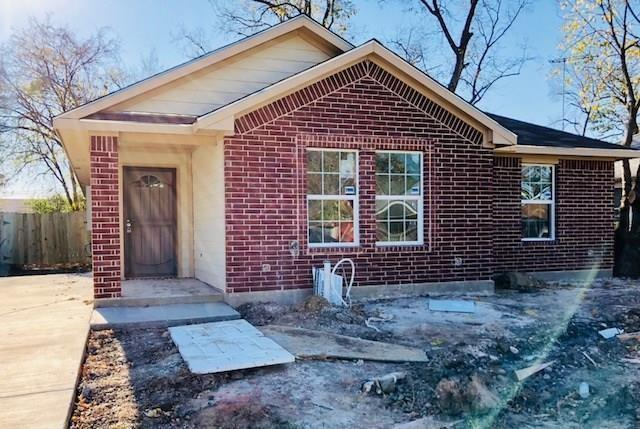2249 Macon Street, Dallas, TX 75215 (MLS #13954480) :: Robbins Real Estate Group