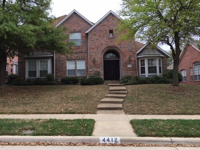 4412 Lone Tree Drive, Plano, TX 75093 (MLS #13956351) :: Van Poole Properties Group