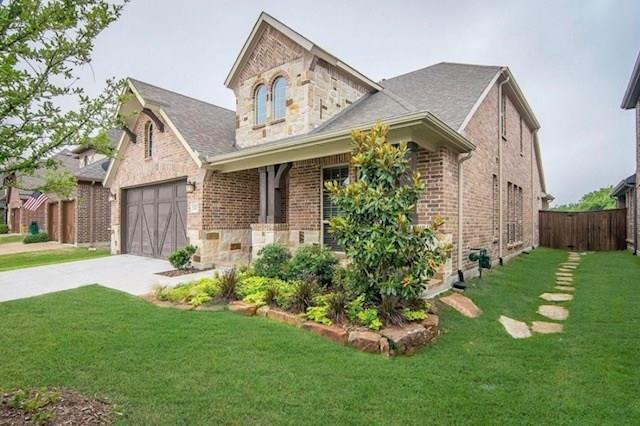3417 Fieldview Court, Celina, TX 75009 (MLS #13957218) :: Kimberly Davis & Associates