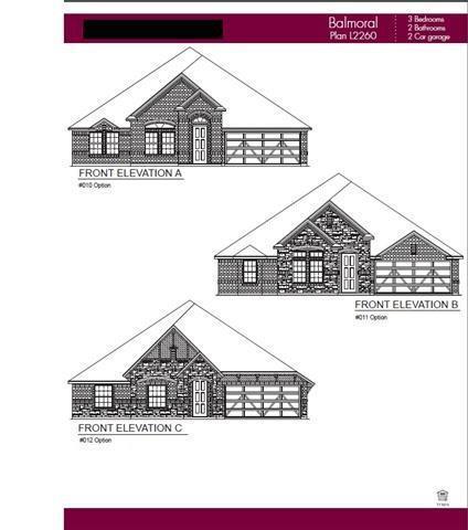 5025 Chisholm View Drive, Fort Worth, TX 76123 (MLS #13957321) :: Team Hodnett