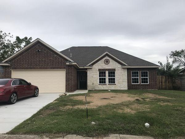 849 Stanford Drive, Lancaster, TX 75134 (MLS #13957350) :: RE/MAX Town & Country