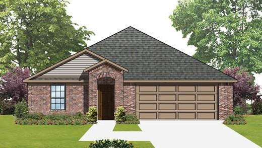 2815 Dusty Road, Forney, TX 75126 (MLS #13957427) :: The Chad Smith Team