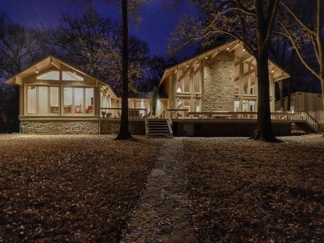 230 Enchanted Drive, Enchanted Oaks, TX 75156 (MLS #13957444) :: Kimberly Davis & Associates