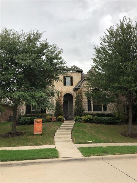 2111 Thornbury Lane, Allen, TX 75013 (MLS #13957583) :: Kimberly Davis & Associates
