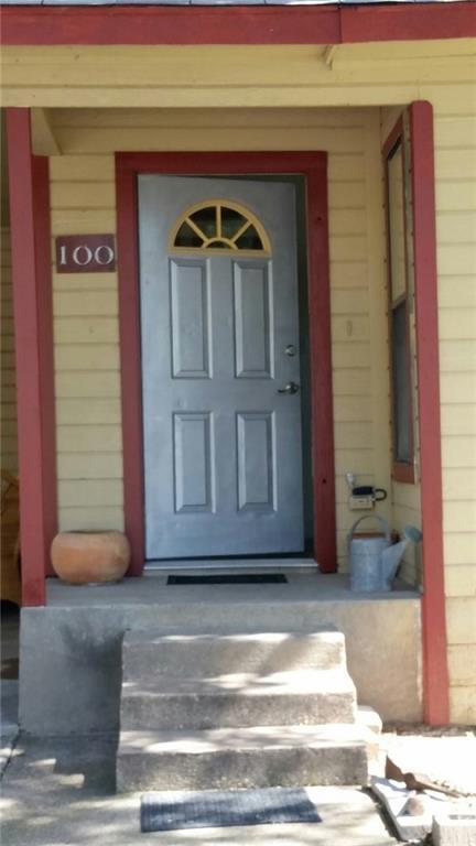 100 Avenue F, Joshua, TX 76058 (MLS #13958239) :: RE/MAX Town & Country