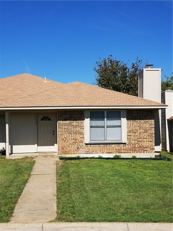3403 Republic Drive, Forest Hill, TX 76140 (MLS #13960760) :: RE/MAX Town & Country