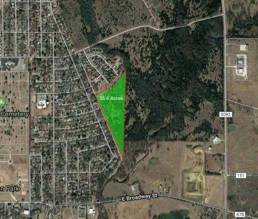 TBD Wheeler Creek Drive, Gainesville, TX 76240 (MLS #13960796) :: The Heyl Group at Keller Williams