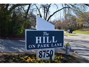8750 Park Lane C-15, Dallas, TX 75231 (MLS #13961210) :: The Heyl Group at Keller Williams