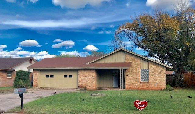 2109 Westwood Drive, Abilene, TX 79603 (MLS #13961343) :: RE/MAX Town & Country
